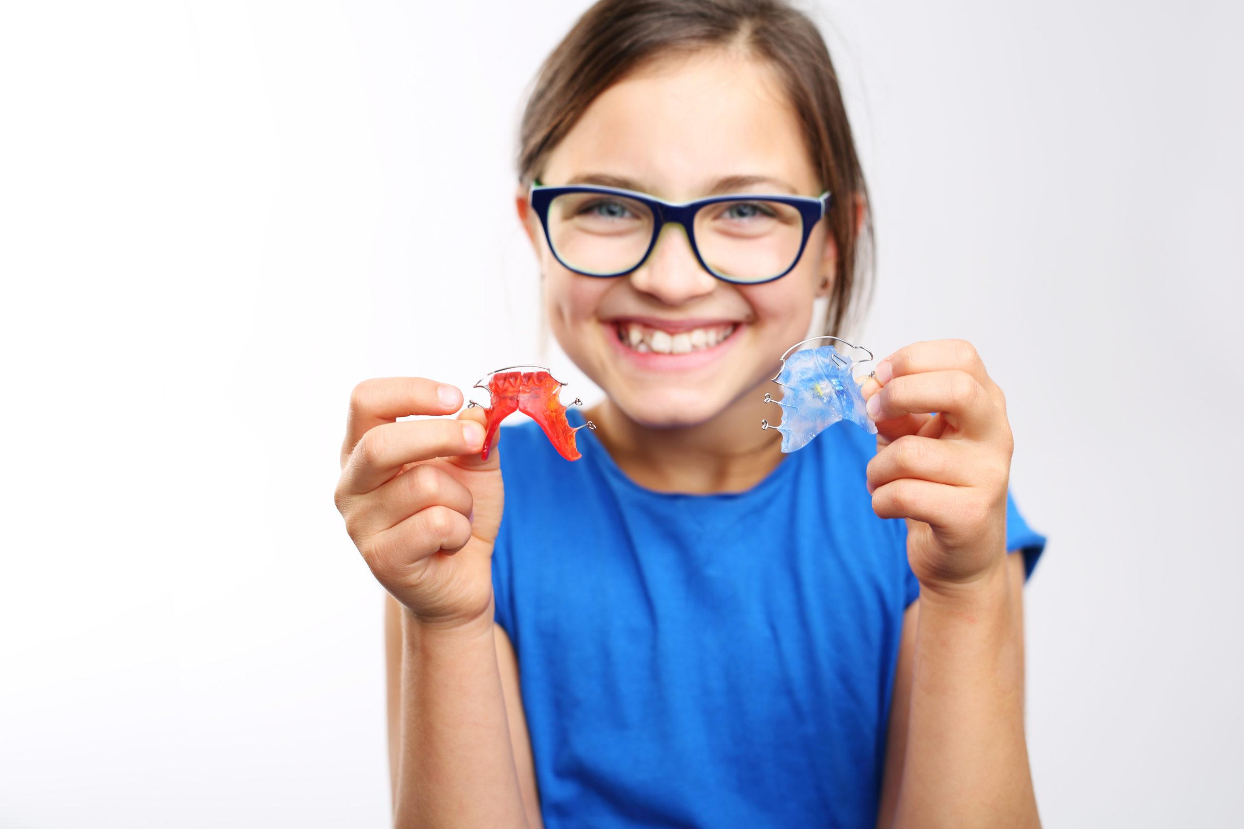 gyermek fogszabályozás - kivehető fogszabályzó Debrecen - szebbfogsor.hu - Royal-Dent